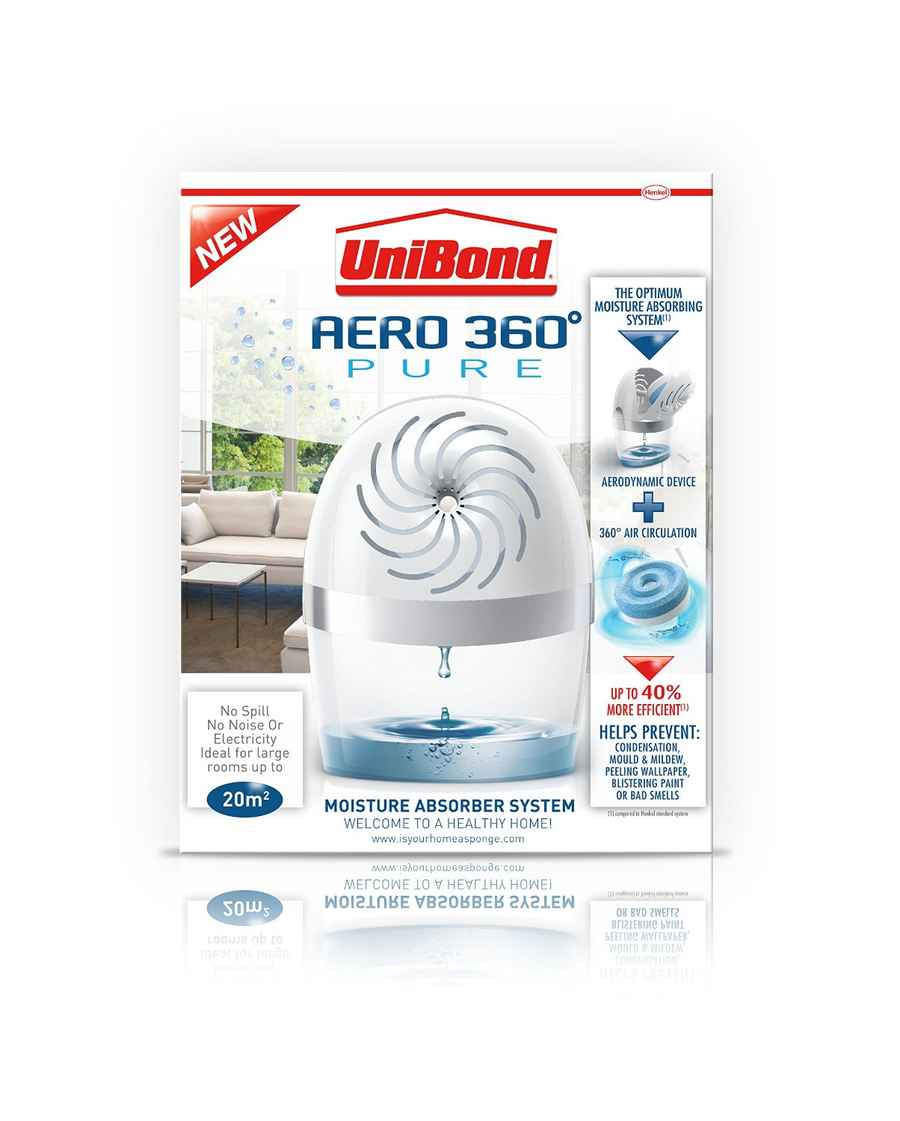 Unibond Humidity/Moisture Absorber Review Dehumidifier Reviews HQ #0C487C