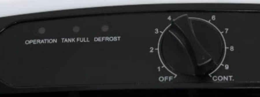 dimplex-10l-control-panel